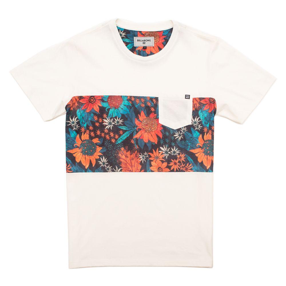 Camiseta Billabong Tribong Off White - Radical Place - Loja Virtual ... 6b8d99d4768