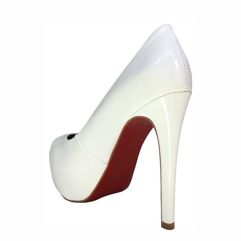 Sapato Scarpin Schutz Bico Fino - - -Caracteristicas