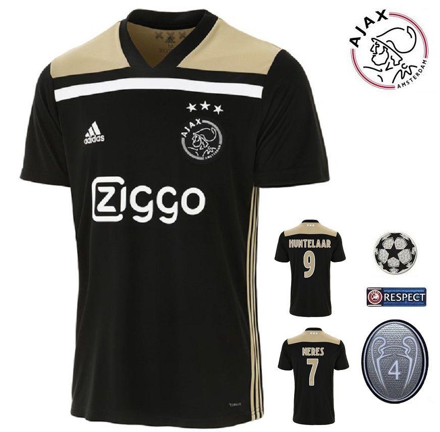 Camisa Ajax 2018-19 (Away-Uniforme 2) -