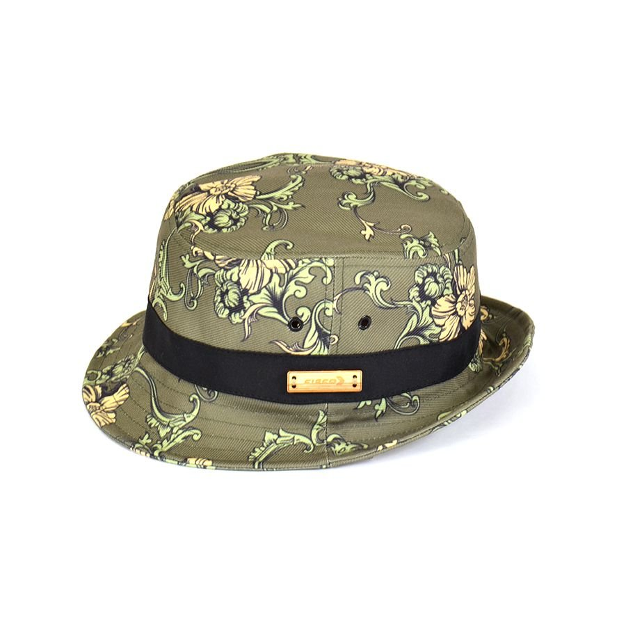Bucket Hat Floral Cisco Skateboard. Código  W79PCAM8C. Bucket Hat Floral  Cisco Skateboard dc42078a865