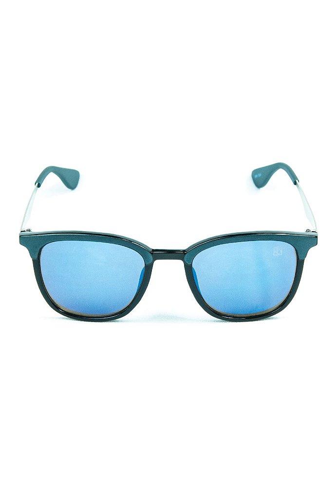 0b016d9fc Óculos de Sol Espelhado Zabô Tahiti Azul - Zabô Street Eyewear