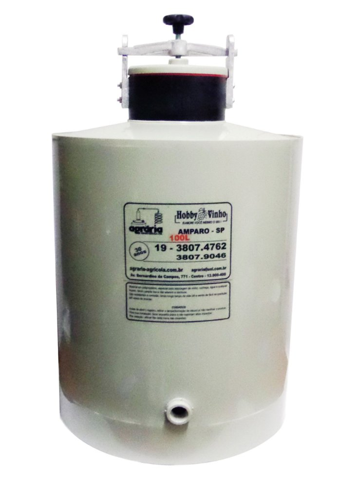 Tanque polipropileno 100 litros tanoaria agr ria for Tanque hidroneumatico 100 litros