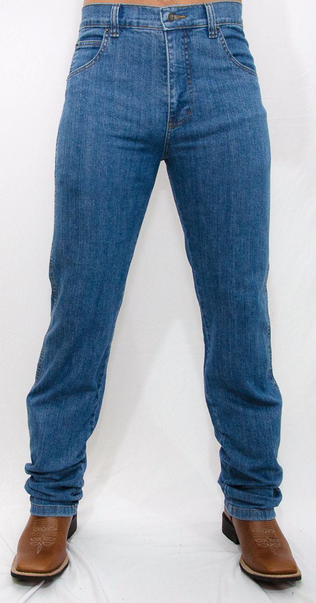 17bed0fff584b Calça Jeans Indian Farm Texana Moove WG com Elastano - Zona Country ...
