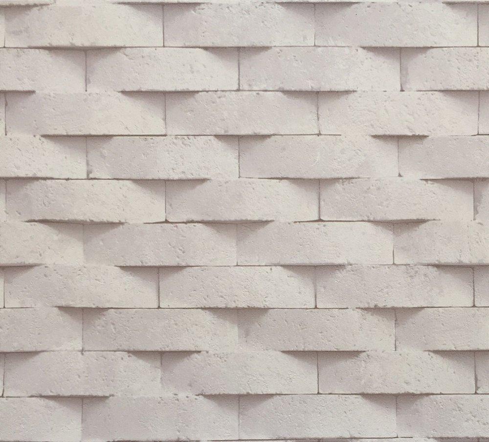 Papel de parede vinilico lav vel pedras efeito 3d 59231 1 pap is de parede bar o - Papel vinilico para paredes ...