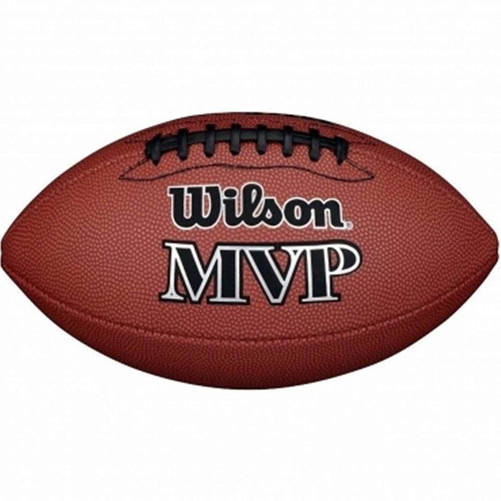 Bola Futebol Americano Wilson Mvp. Código  WTF1409XB. Bola Futebol  Americano Wilson Mvp - Imagem 1  Bola Futebol Americano Wilson Mvp ... 470261d76202f