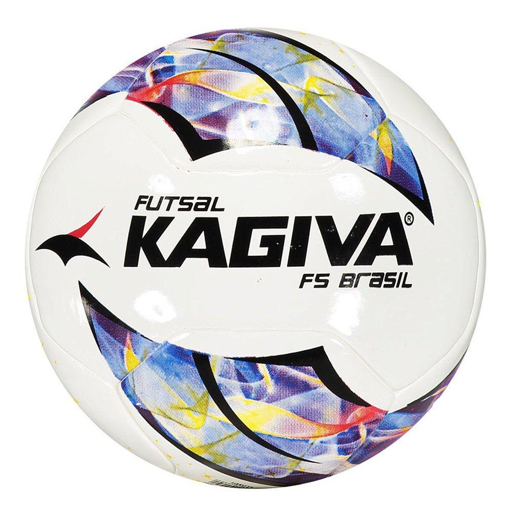 Bola Futsal Kagiva F5 Brasil Pro. Código  8504. Bola Futsal Kagiva F5 Brasil  ... 7bc355efa5c3d