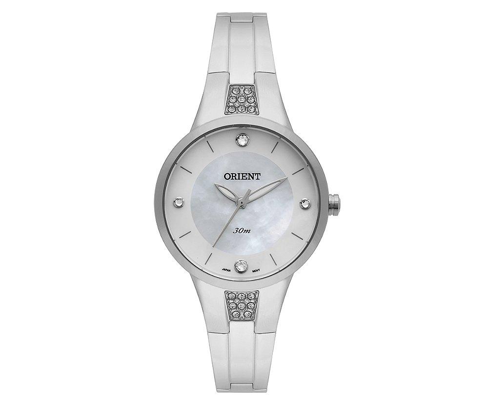 98be4fb9ae7 Relógio Orient Feminino Eternal Swarovski Ftssm009 Orient