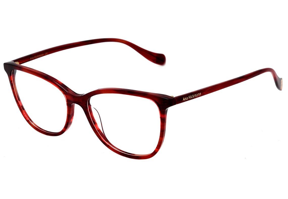 Armação Óculos de Grau Ana Hickmann Feminino AH6340 E03. Código  qAH6340E03  Marca  Ana Hickmann. Armação Óculos de Grau Ana Hickmann ... b2bdab1810