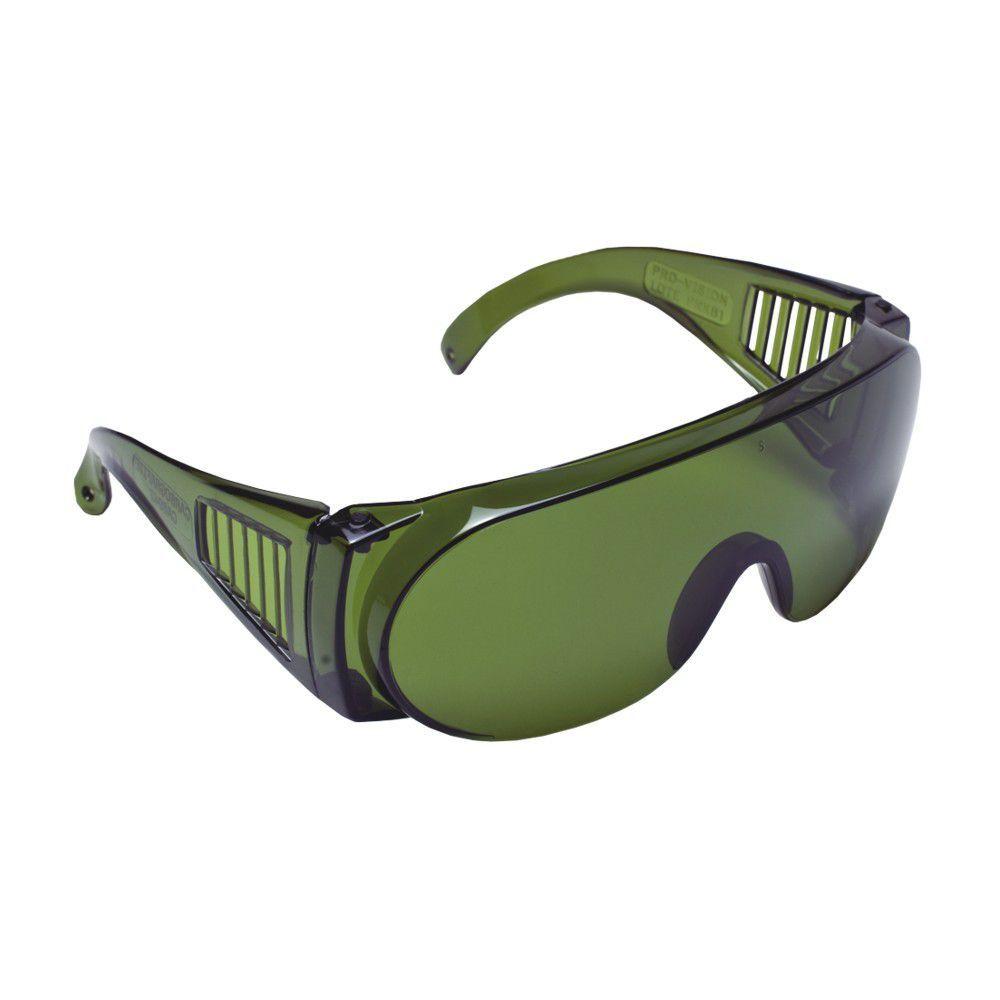 c034e0967 Oculos Pro Vision Verde Sobrepor CA 6942 - Lojas Ksi - Epi ...