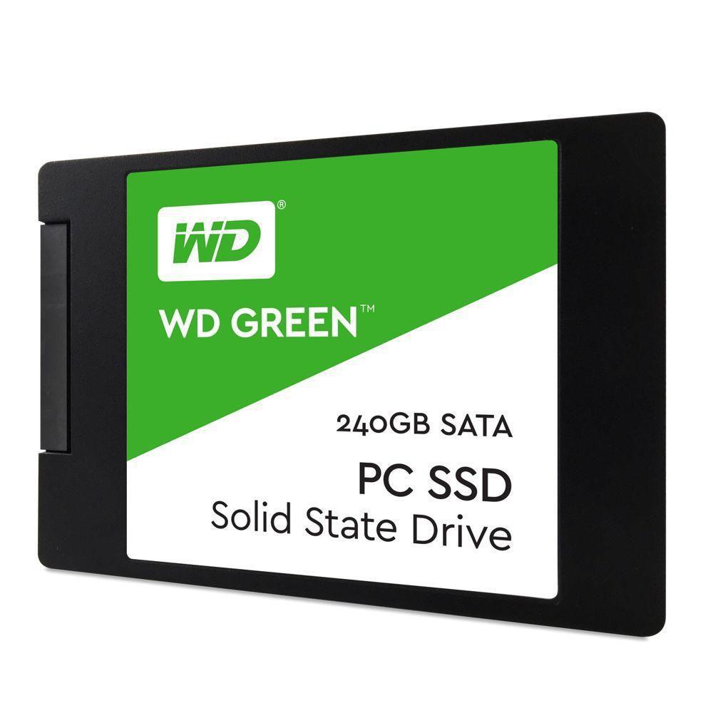 """Hd Ssd Western Digital Green 240gb - 2.5"""""""