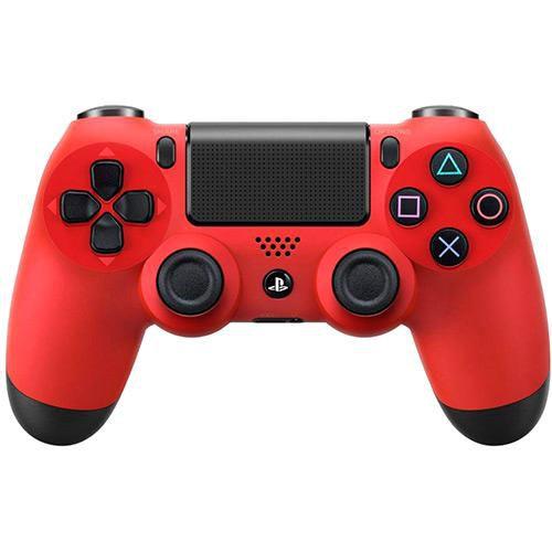 Controle Playstation 4 Dualshock 4 Vermelho - Sony