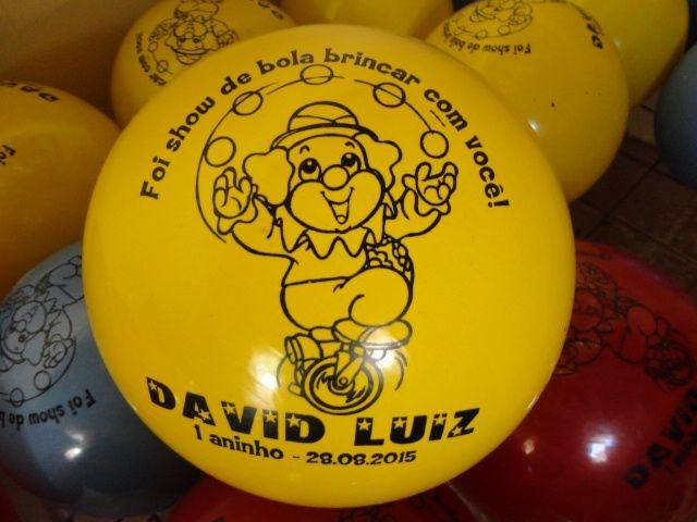 Kit com 90 bolas de vinil personalizadas tamanho parque - Bolas de cristal personalizadas ...
