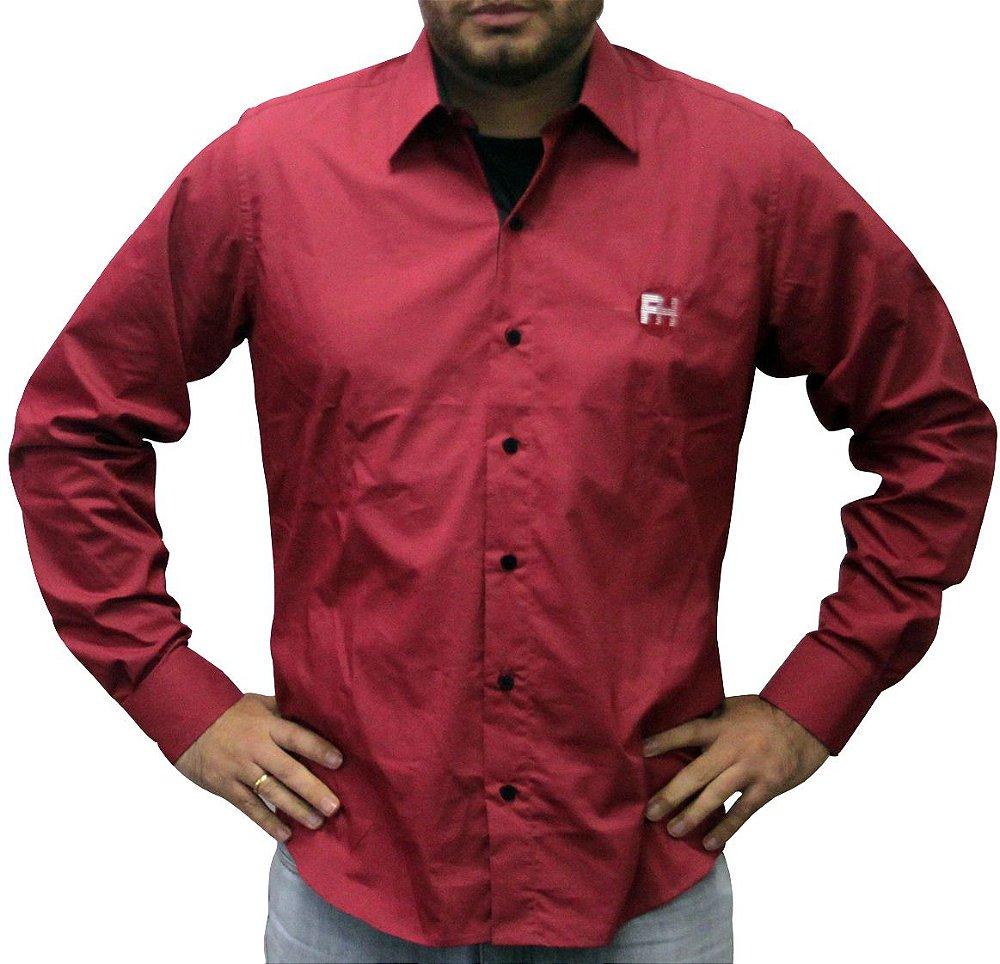 CAMISA SOCIAL SAP FORUM - LOJA REDS 421224793d780