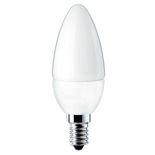 Lampada E12 Led Vela: Lampada LED Vela 4W E14