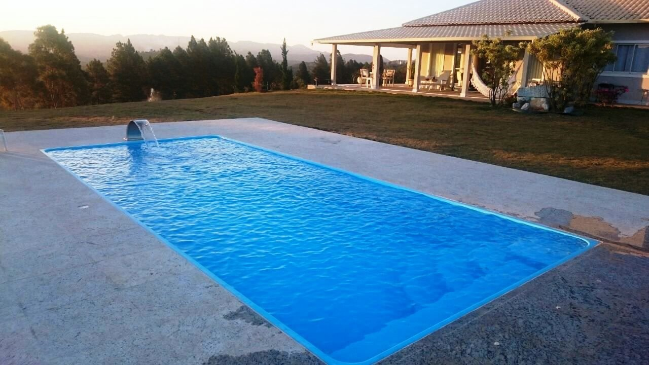 Piscina de fibra domingo azul 7 30 m x 3 30 m x 1 40 m for Piscina 5 x 10