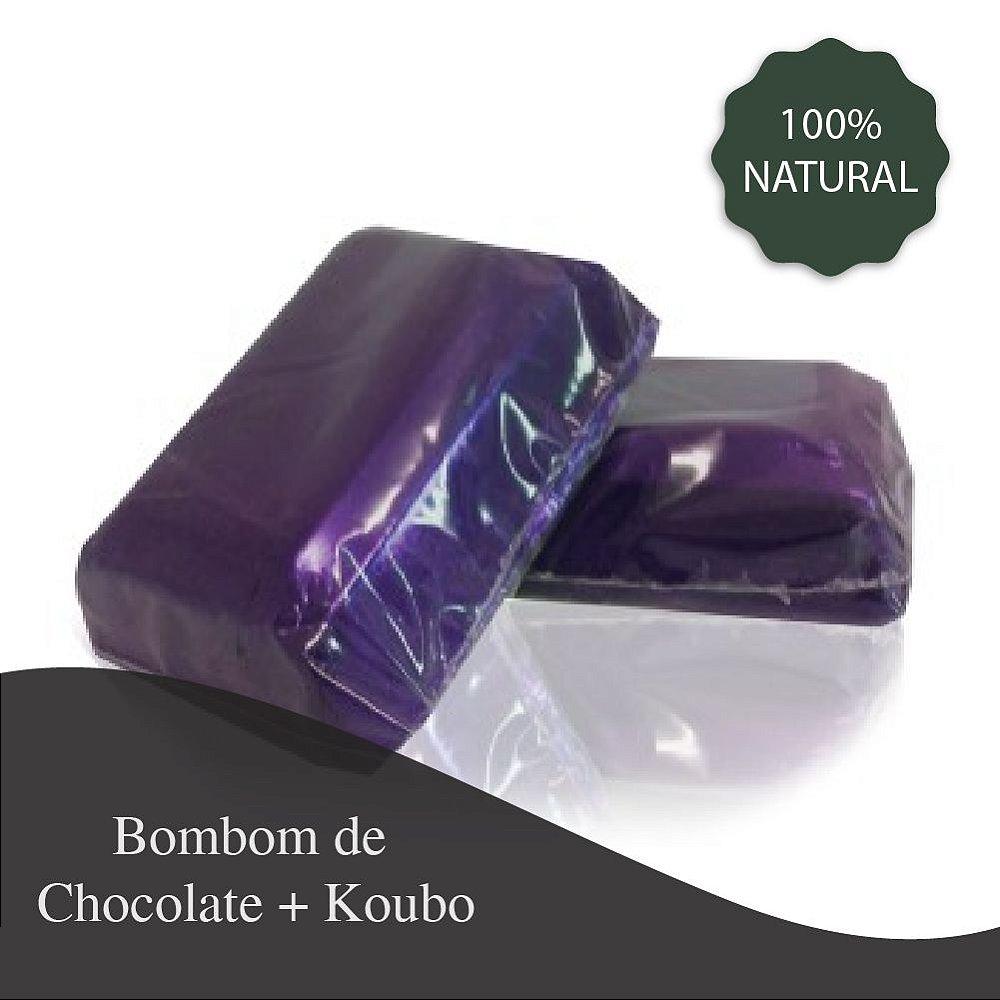 Botânica Tupã Bombom de Chocolate C/ Koubo 60uni