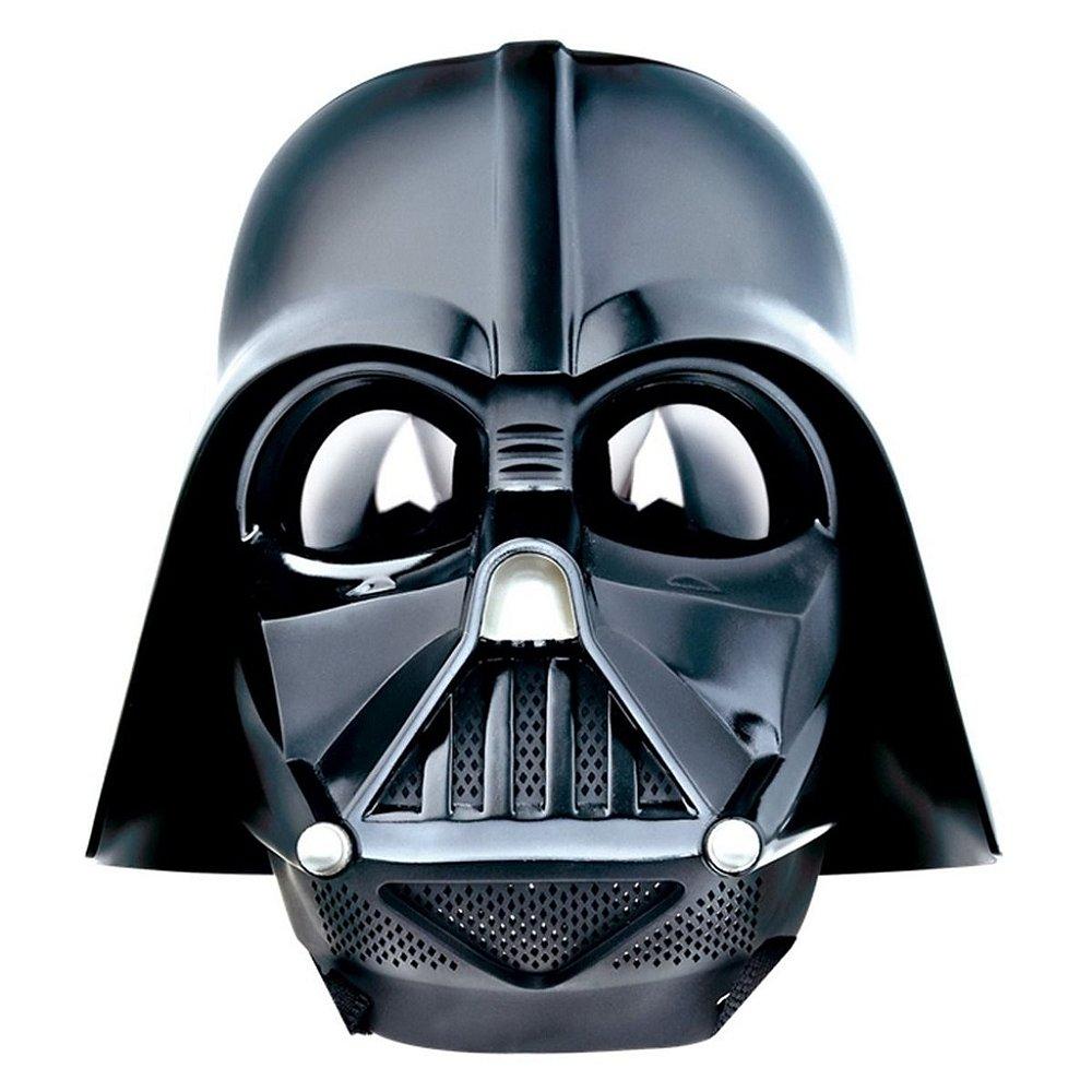 Capacete Darth Vader Voice Changer Helmet Com Som E Muda