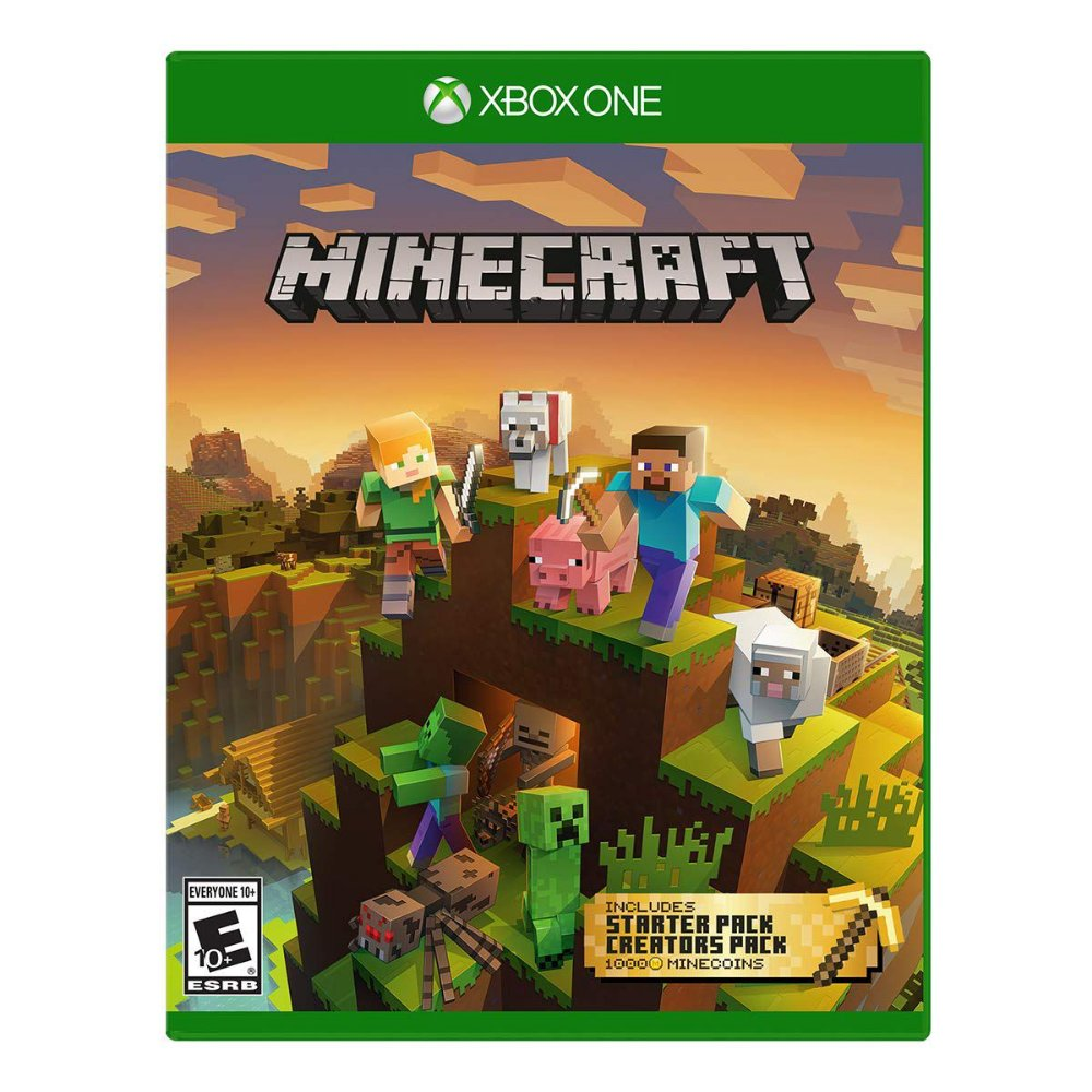 Minecraft Master Collection - Xbox One - Game Games