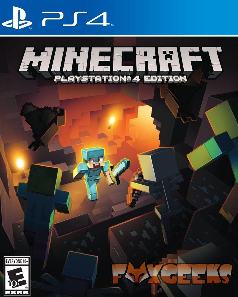 Minecraft [PS10] - Fox Geeks