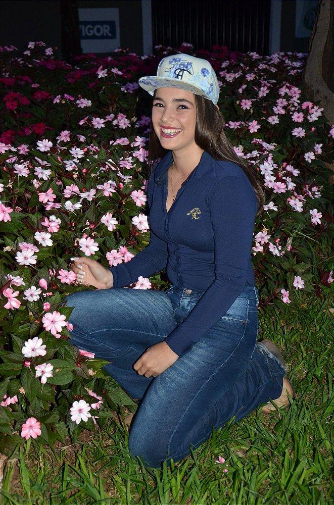 ba94d80aa3 Camisas Body Country Feminino Cowgirl Manga Longa Estampados Linda Flores  Floral Vermelho ...