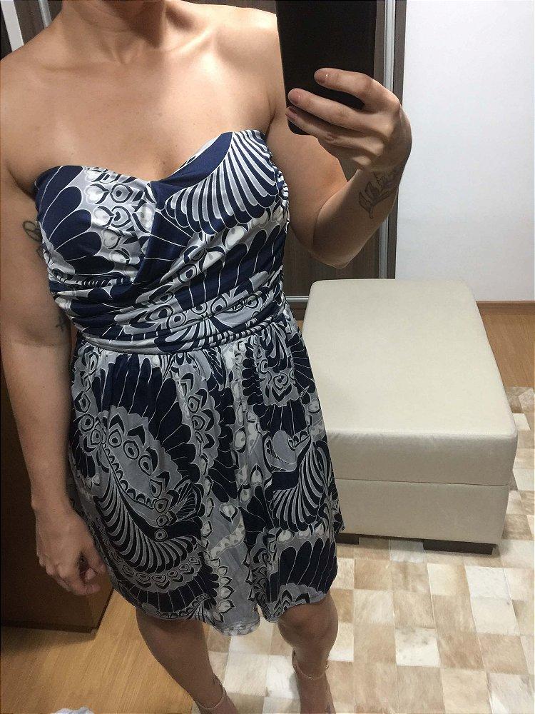 0169829c93e Vestido tomara que caia (PP) - Shop 126 - Meu Novo Guarda Roupa