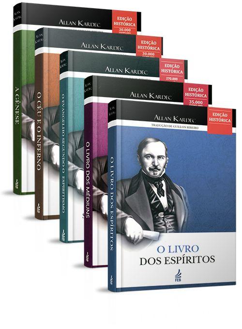 Coleção - Obras Básicas (Tradução Guillon Ribeiro
