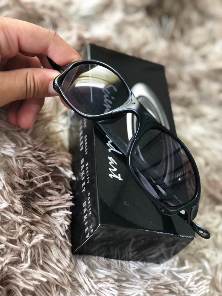 eb020a5ad9 Óculos Oakley Doublex X Lente Preta Armação Preta Frete Grátis ...