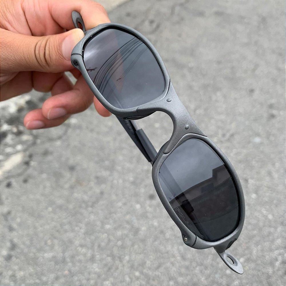 Óculos Oakley Juliet Preta Brilho reto Frete Grátis - Outlet Magrinho - Os  Melhores Preços só Aqui!