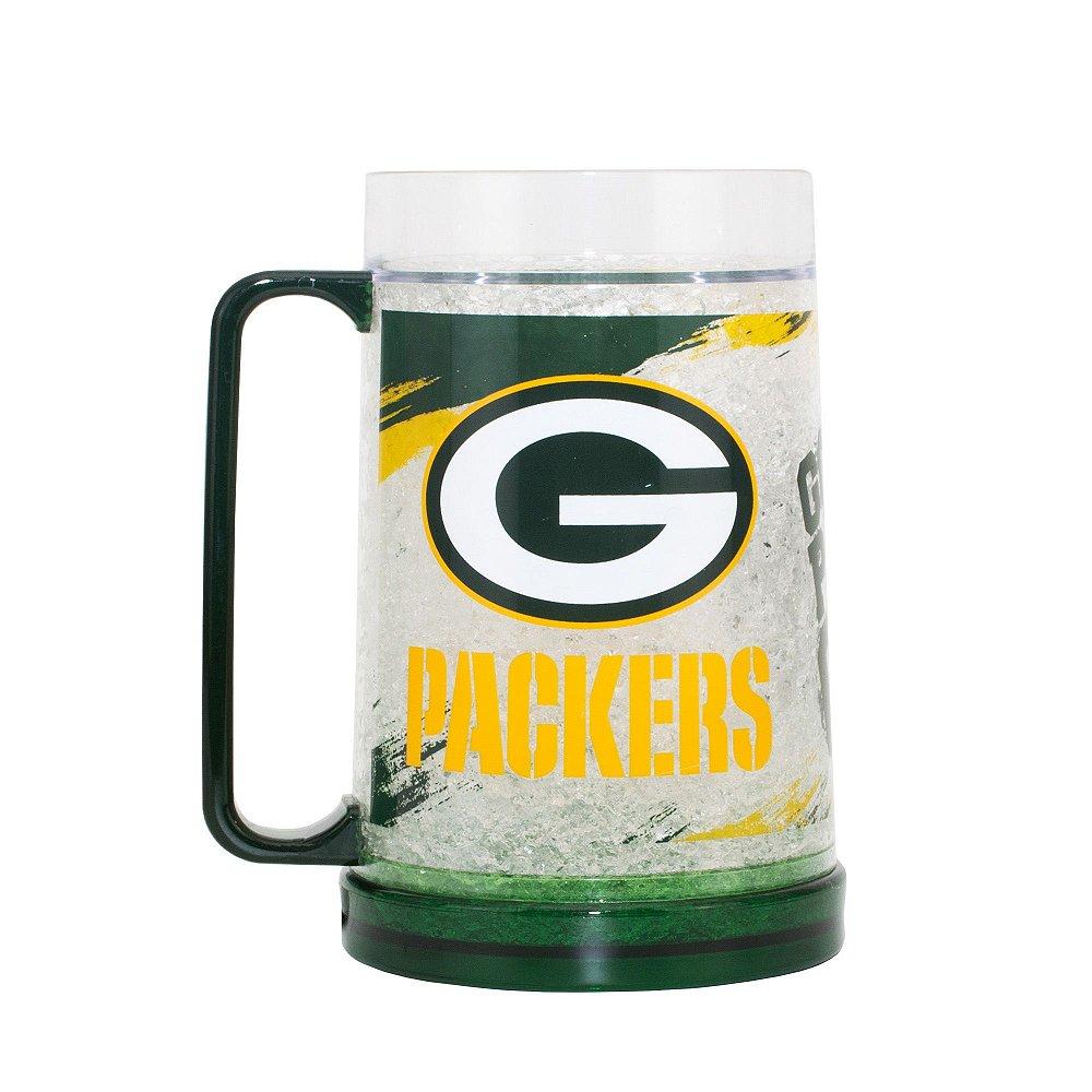 Caneca Chopp Térmica Green Bay Packers - NFL - FIRST DOWN - Produtos ... 9c51f32a57e4c