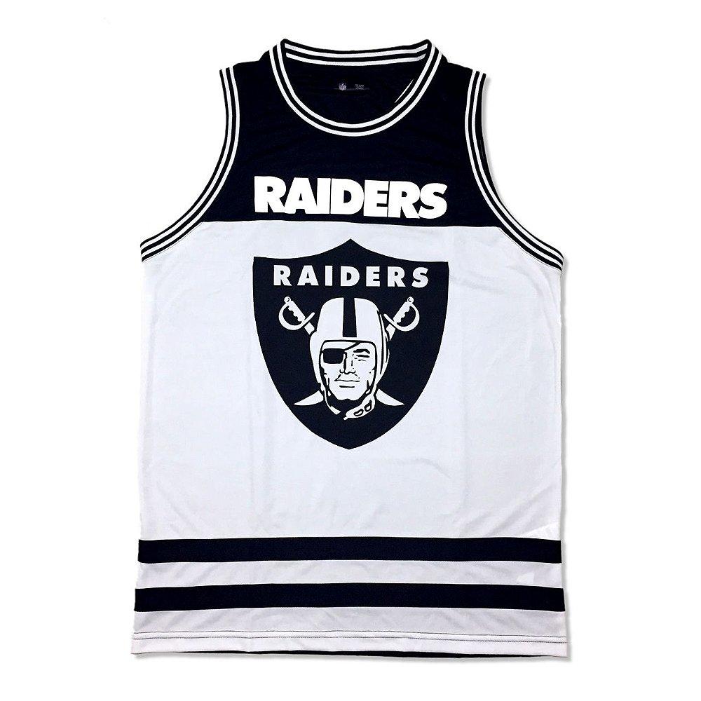 Regata Basketball Oakland Raiders NFL - New Era - FIRST DOWN ... ce86ff7b097b8