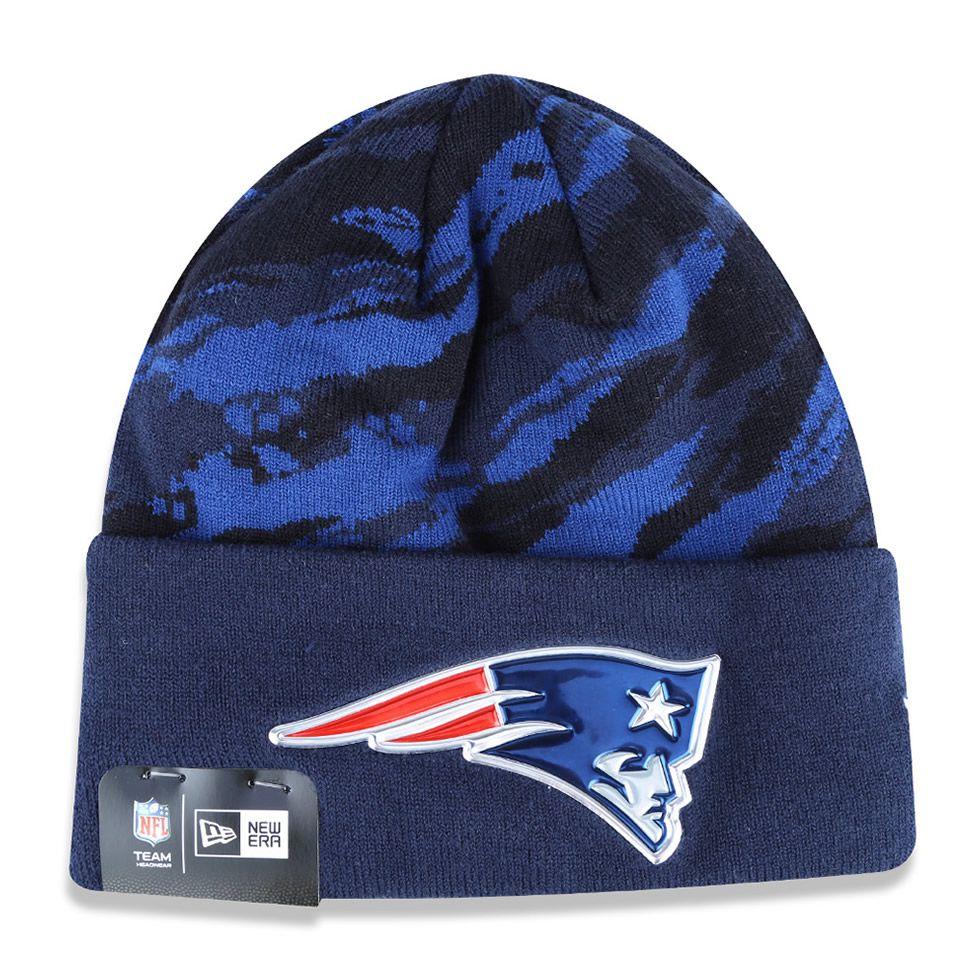Gorro Touca New England Patriots Kickoff Print - New Era. Gorro Touca New  England Patriots Kickoff Print - New Era - Imagem ... 7983c0fffca
