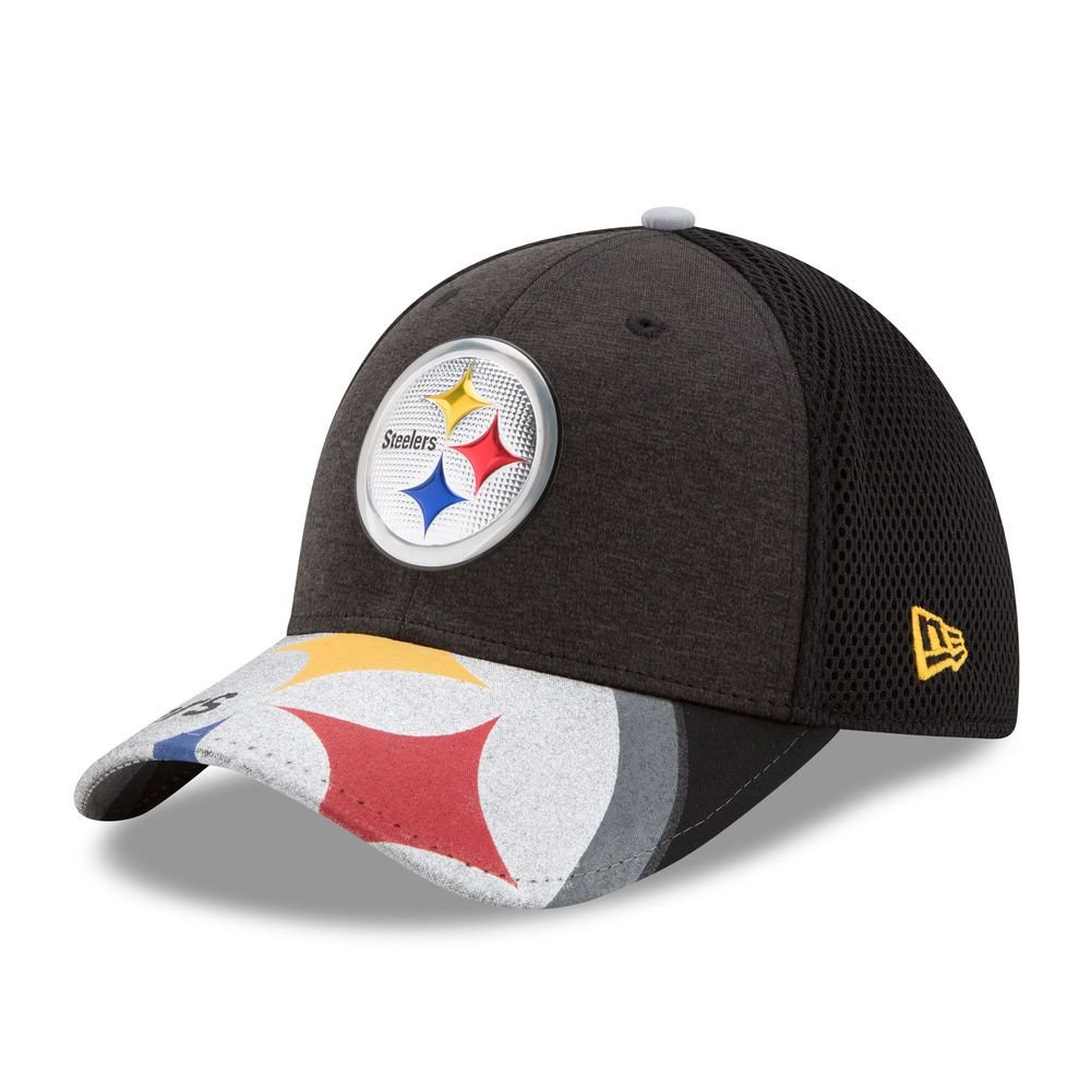 Boné Pittsburgh Steelers Draft 2017 On Stage 3930 - New Era - FIRST ... 59ae37a52c3