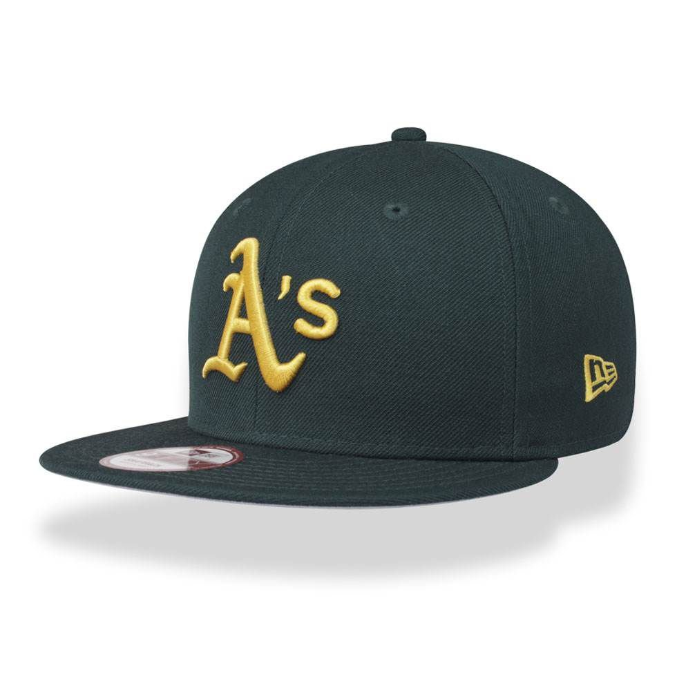 Boné Oakland Athletics A s 950 Basic Team Color MLB - New Era ... 61859214f40