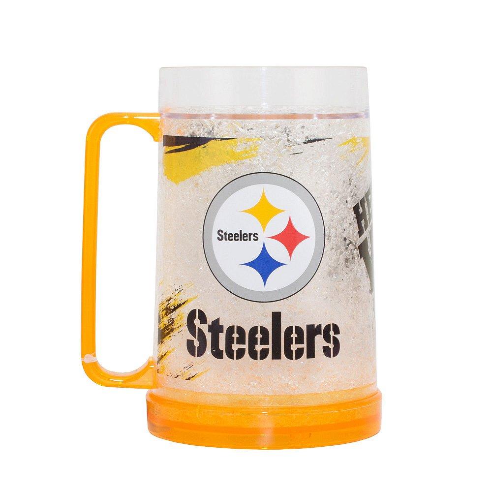 Caneca Chopp Térmica Pittsburgh Steelers - NFL - FIRST DOWN ... b7252df442a01