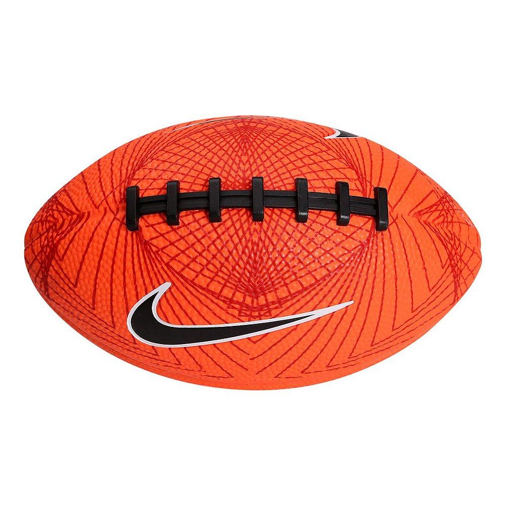 Bola Futebol Americano 500 Mini Infantil Laranja - Nike - FIRST DOWN ... b27ffaaff60a5