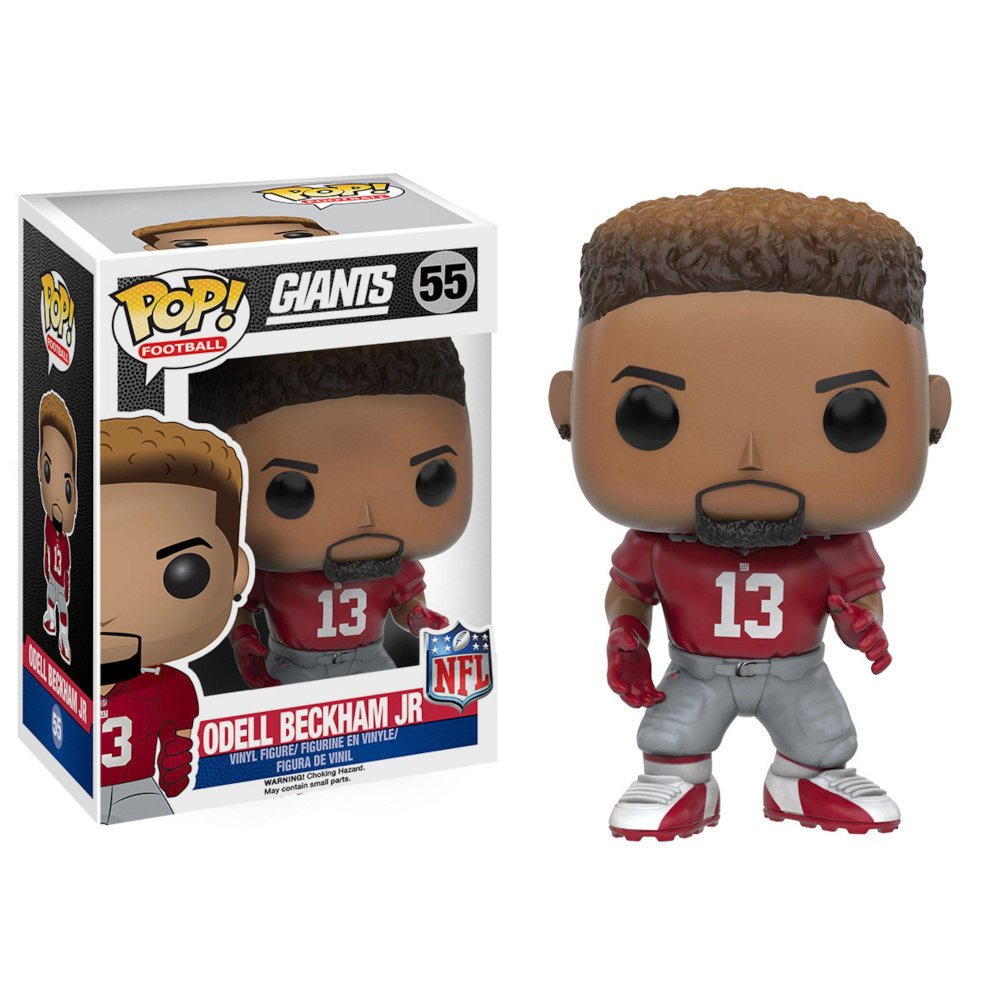 7b64725bf Funko Pop Odell Beckham Jr 13 New York Giants - Imagem 1. Previous  Next.  Funko ...