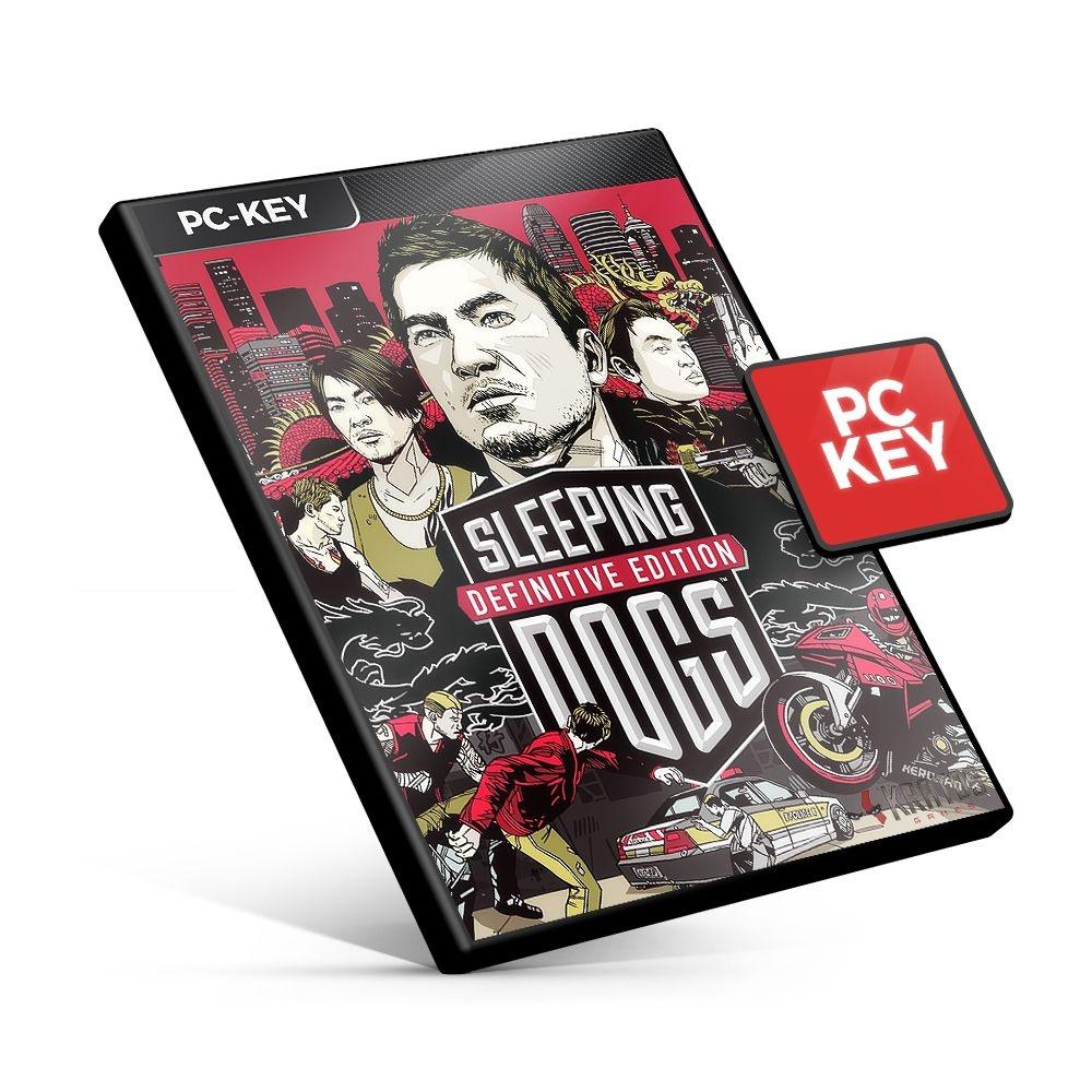Sleeping Dogs Definitive Edition Pc Key Steam Cdigo De Resgate