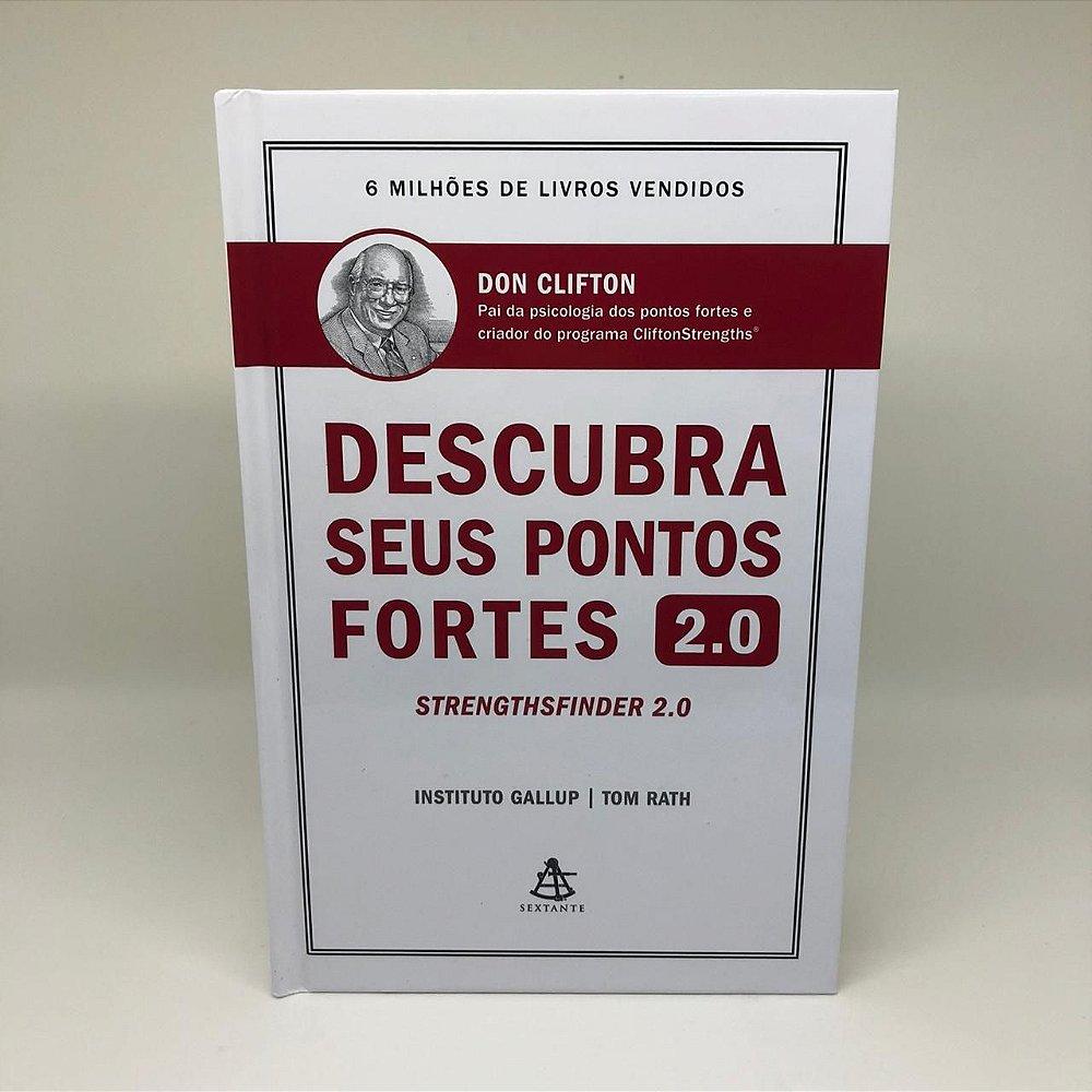 Descubra Seus Pontos Fortes 2 0 Por Tom Rath Super Livros Livraria