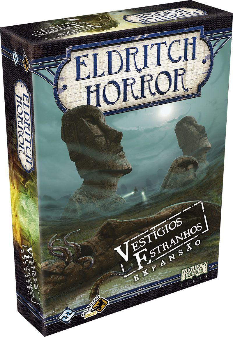 Eldritch Horror Expans 227 O Vest 237 Gios Estranhos Gal 225 Pagos