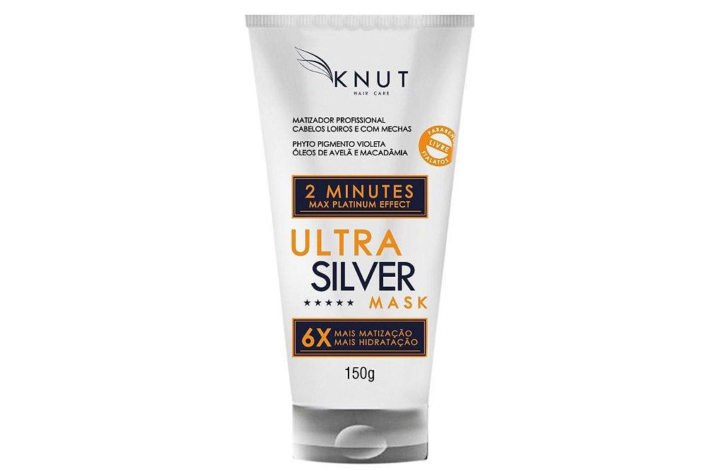 Knut Mascara Ultra Silver 150g Superfumaria Loja De Perfumes Importados E Maquiagens Importadas