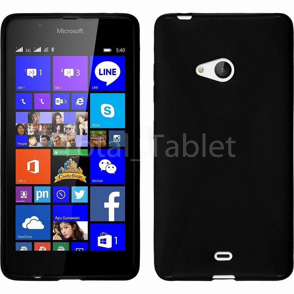 Capa Top Premium Microsoft Nokia Lumia 540 Totaltablet 532