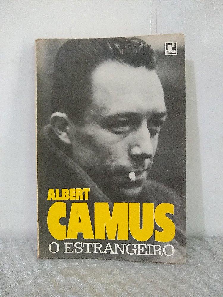 O Estrangeiro Albert Camus Seboterapia Livros