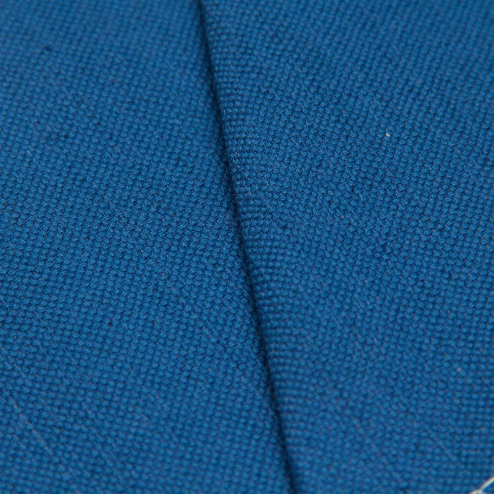 Tecido Linho Jacquard Impermeabilizado Azul Jeans Liso Aus 40