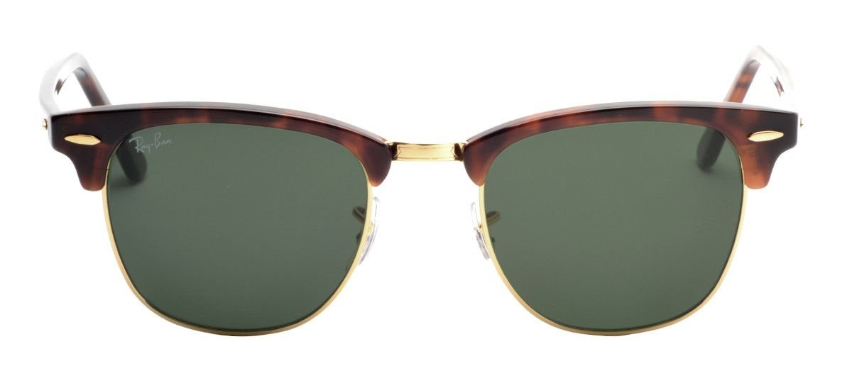 1d414f23cd0aa Óculos Ray-Ban Clubmaster RB3016 51 - Tartaruga - W0366 - OUTLET23