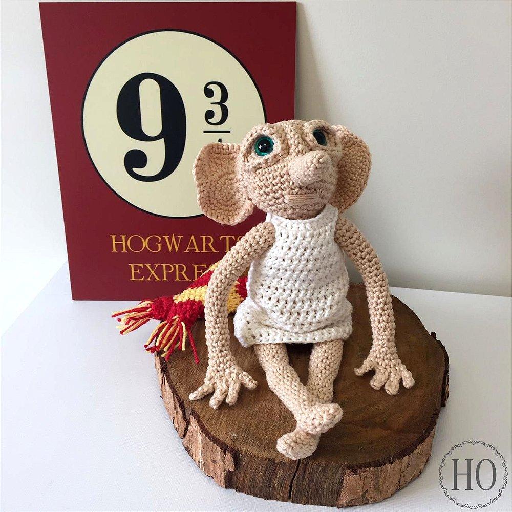 Crochet Harry Potter free pdf pattern | Harry potter free, Harry ... | 1000x1000
