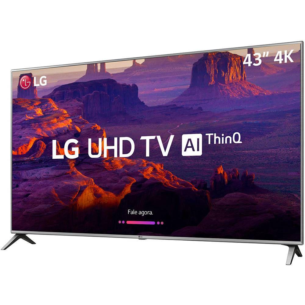 f5b195a8c Smart TV LED LG 43