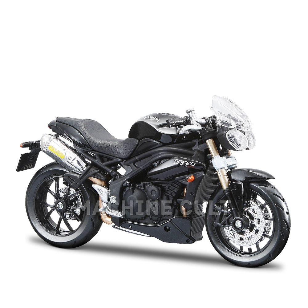 Miniatura Triumph Speed Triple