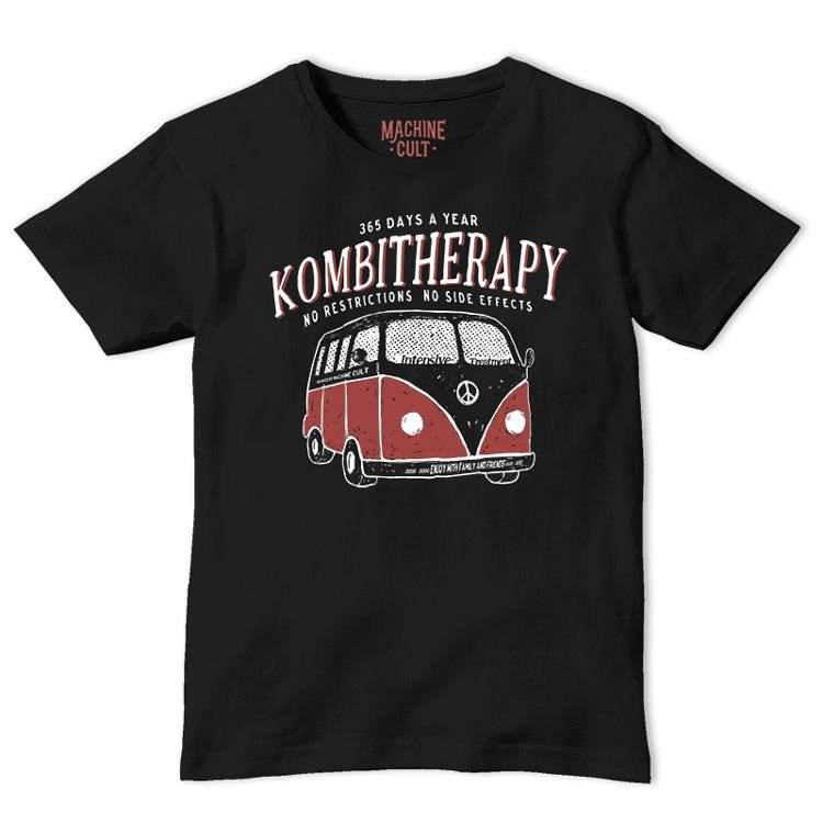 Camiseta Kombitherapy