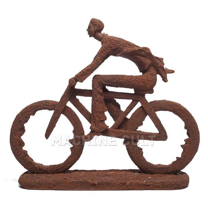 Miniatura Decorativa Bicicleta