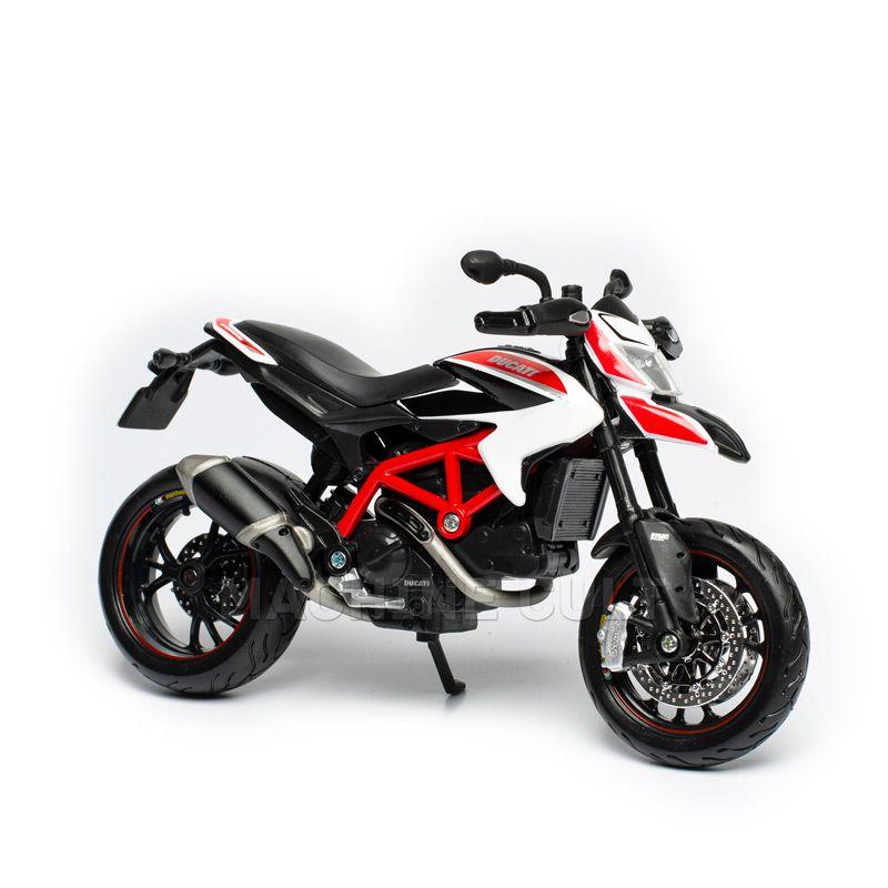 Miniatura Moto Ducati Hypermotard SP